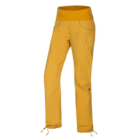 Ocun Noya Pants Women yellow/red